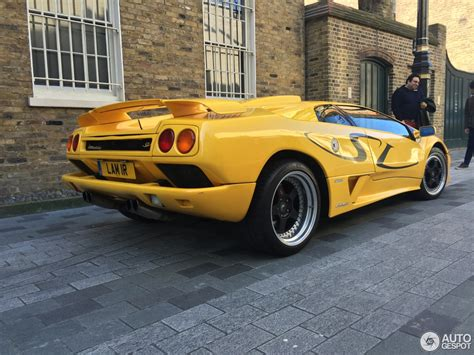 Lamborghini Diablo Sv by Lamborghini Diablo Sv 13 March 2016 Autogespot