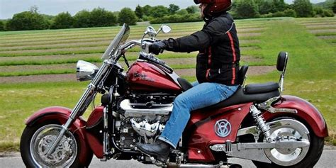 Boss Hoss Motorrad Neustadt motorrad boss hoss ist st 228 rkstes serienmotorrad haz