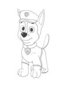 paw patrol disegni da colorare disegni da colorare