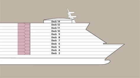 aidaprima kabinenplan aktueller deckplan der aidabella