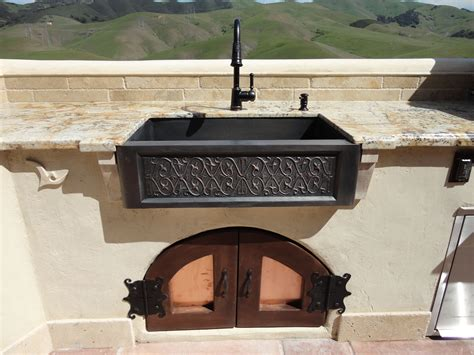outdoor kitchen sinks ideas outdoor kitchen sink home ideas