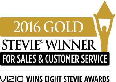 visio customer service vizio earns eight stevie awards recognizing customer