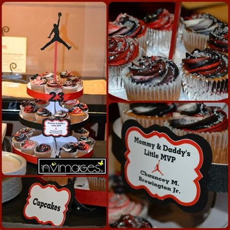 Michael Baby Shower by Michael Jumpman Baby Shower Ideas Chang E 3