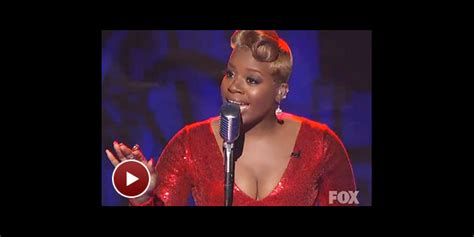 Fantasia In The Color Purple by The Color Purple S Fantasia Barrino Goes For