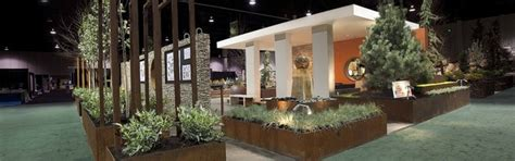 Landscape Architect Trade Show Lfdg Home And Garden Festival 2011 Booth Design Modern