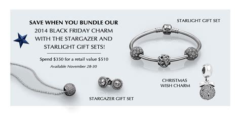 Special Set With Gift Sale save 160 on pandora cyber monday gift sets 381deals