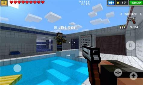 pixel gun 3d games on microsoft store pixel gun 3d minecraft style game now available in