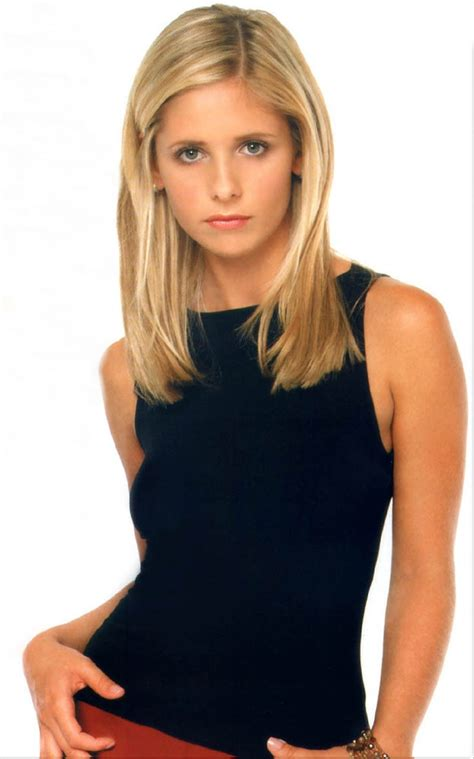 Vire Hairstyles by Gellar Org Buffy The Vire Slayer Press Conference