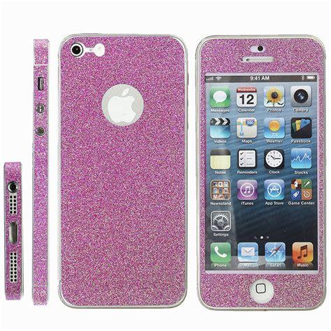Glitter Sticker Iphone Se 4 4s 5 5s 6 6s 6 Grandprime J5 glitter bling luxury sticker skin screen