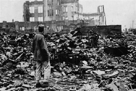 60 Tahun Pengeboman Hiroshima Nagasaki kesaksian seorang pria yang dua kali selamat dari bom atom