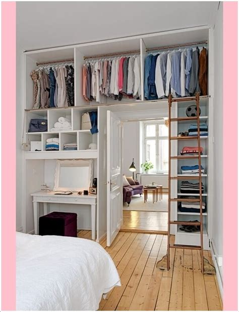 Bedroom Storage Ideas For Small Spaces 15 Clever Storage Ideas For A Small Bedroom
