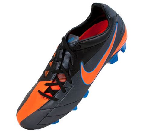 Nike T90 Black nike t90 laser iv k black blue orange