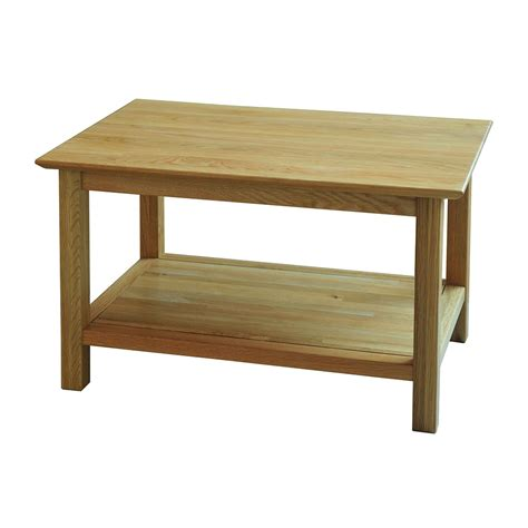 Oak Coffee Table Sherwood Oak Coffee Table Various Sizes Available Realwoods