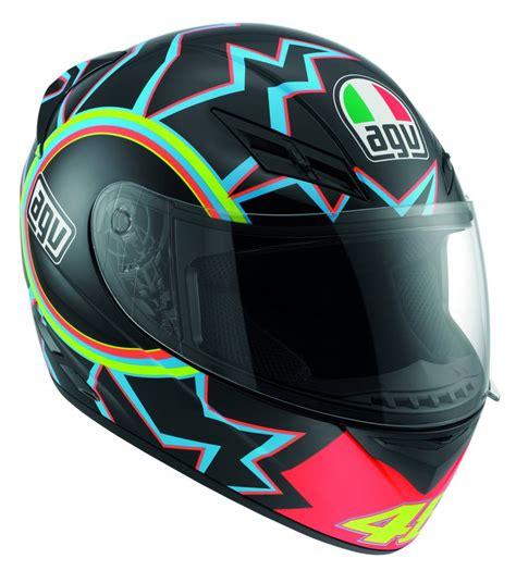 Helm Agv Replika Valentino agv k3 valentino 46 helmet chion helmets