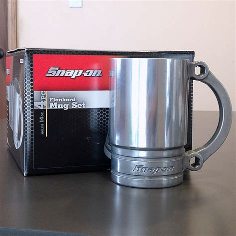 Snap On Tools Gift Card - snap on mug flankard socket wrench cup collectible new ssx2813 snapon gift ebay