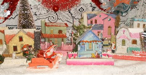christmas nostalgia vintage christmas antique ornaments