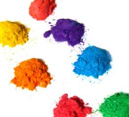 color pigments the bloomin cool uses for makeup pigment