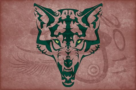 snarling wolf tattoo designs growling wolf designs