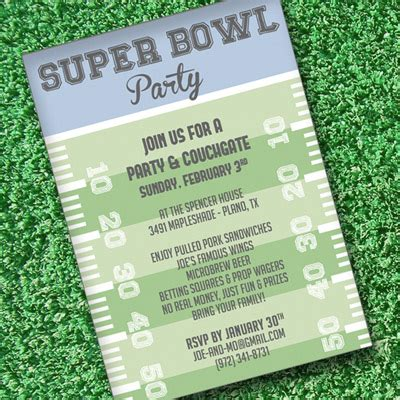 free super bowl invitation template bargains pinterest invitation templates bowls and