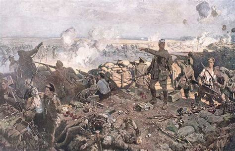 passchendaele movies 4 men images artists struggled to capture the grim reality of