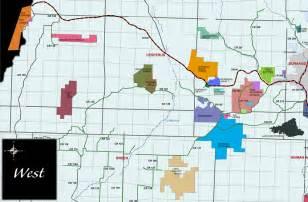 neighborhoods west of durango map