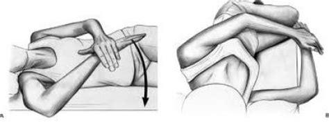 Sleeper Stretch Pdf werpschouder gird rijnland orthopedie