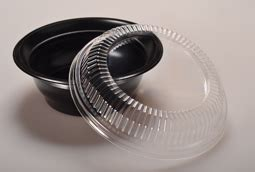 Pet Tray Salad 1 300 Ml pet for packaging materials