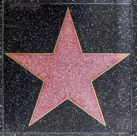 8 best images of printable hollywood star walk of fame