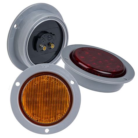 led truck and trailer lights 2 1 2 led side