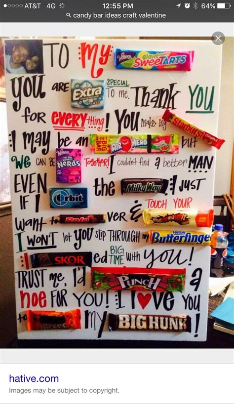 Valentines Day Card Ideas For Him