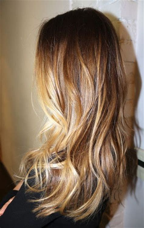honey brown hair with blonde ombre pin by caitlynne hooper on my style pinterest