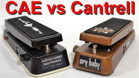 cantrell wah inductor mc404 cae vs dunlop cantrell wah