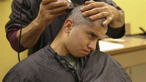 yourube marine corp hair ut how united states marines haircuts look like us marine