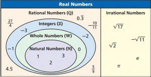 venn diagram types of numbers images how to guide and