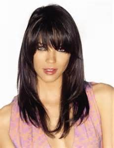 layers with bangs hairstyles for 2015 for regular long hairstyles with bangs and layers 2015 long layered