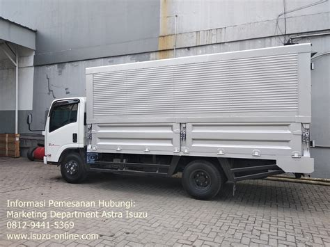 Karoseri Bak Box Dump Truk truk isuzu box pt astra international isuzu sales