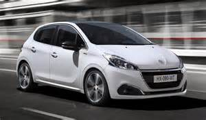 Peugeot 208 Gt Gt Line Plays Up The In Peugeot News Carsifu
