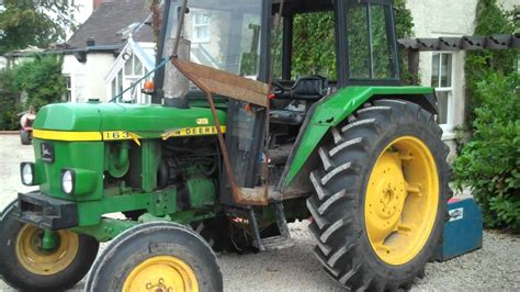 Jd S Or Mba S Make More Are Happier by Deere 1630 Walkaround