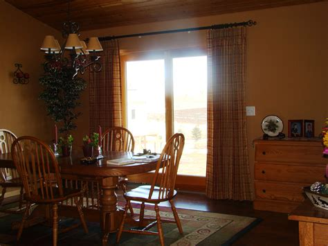 Patio Doors Window Treatments by Sliding Glass Door Window Treatments Stunning Patio Door