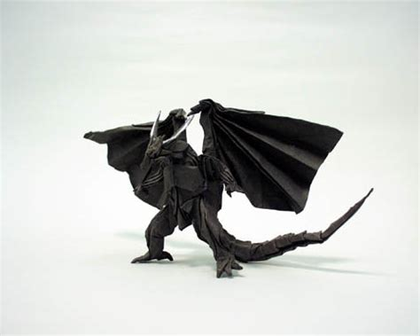 Bahamut Origami - the origami forum view topic satoshi kamiya s bahamut