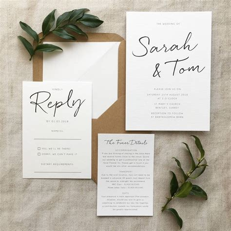Ys To Save Money On  Ee  Wedding Ee   Stationery Hitched