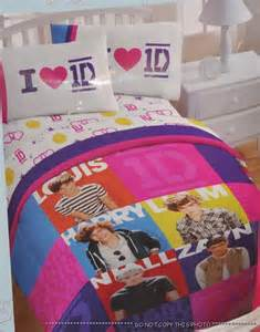 One Direction Comforter Set by New 1d One Direction Comforter Sheet Set Bedding