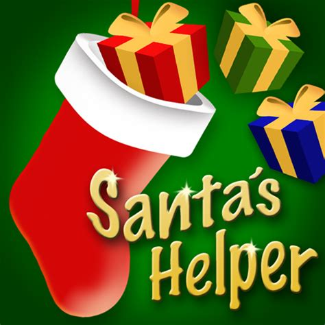 Santas Helper by Santa S Helper Present Sorter For All The