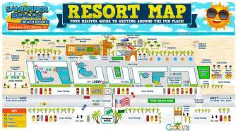 map of florida resorts learn more at sandpiperbeacon