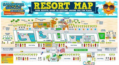 Vacation Home Rentals Panama City Beach Fl - panama city beaches map