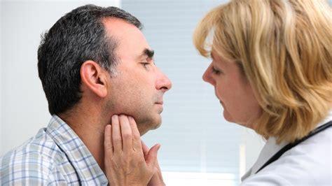 wann sind lymphknoten geschwollen sind geschwollene lymphknoten an ohr und hals immer ein
