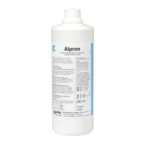 alpron solution  ltr bdsi dental supplies