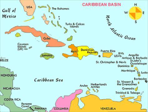 caribbean sea map blue larimar