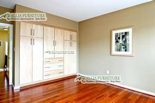 Lemari Pakaian Tanam model tipe dari lemari pakaian minimalis allia furniture