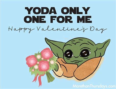 baby yoda valentine printable   thursdays